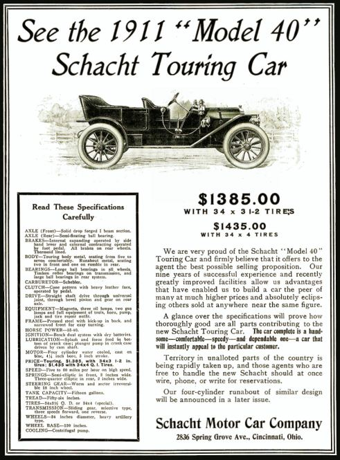 1911 Schacht Ad