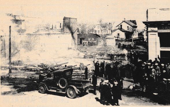 Justen Fire 1926 - 1 Jul 1959